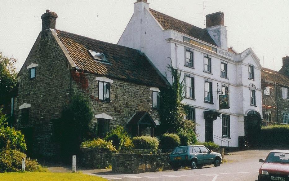 George and Dragon, High Street, Pensford