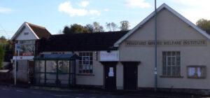 Pensford Miners Welfare Institute, Pensford (1906)